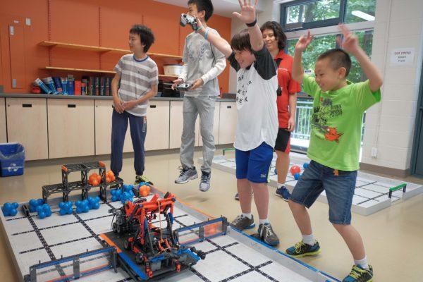 Robotics Teams
