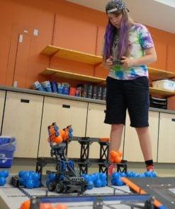 Workshops Driving Robots