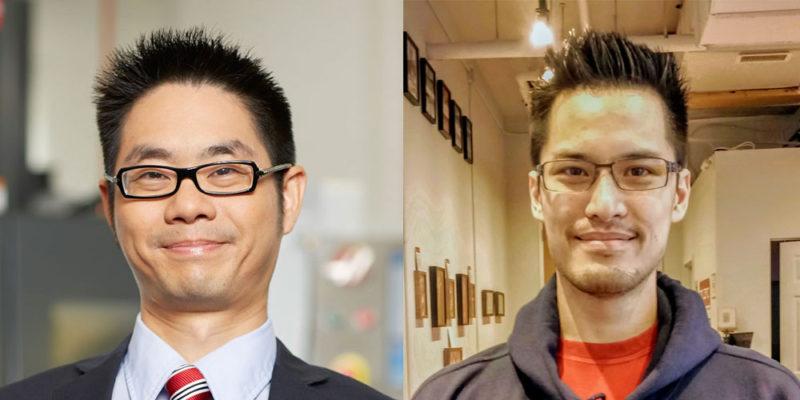 Mr. Lim and Mr. Lam