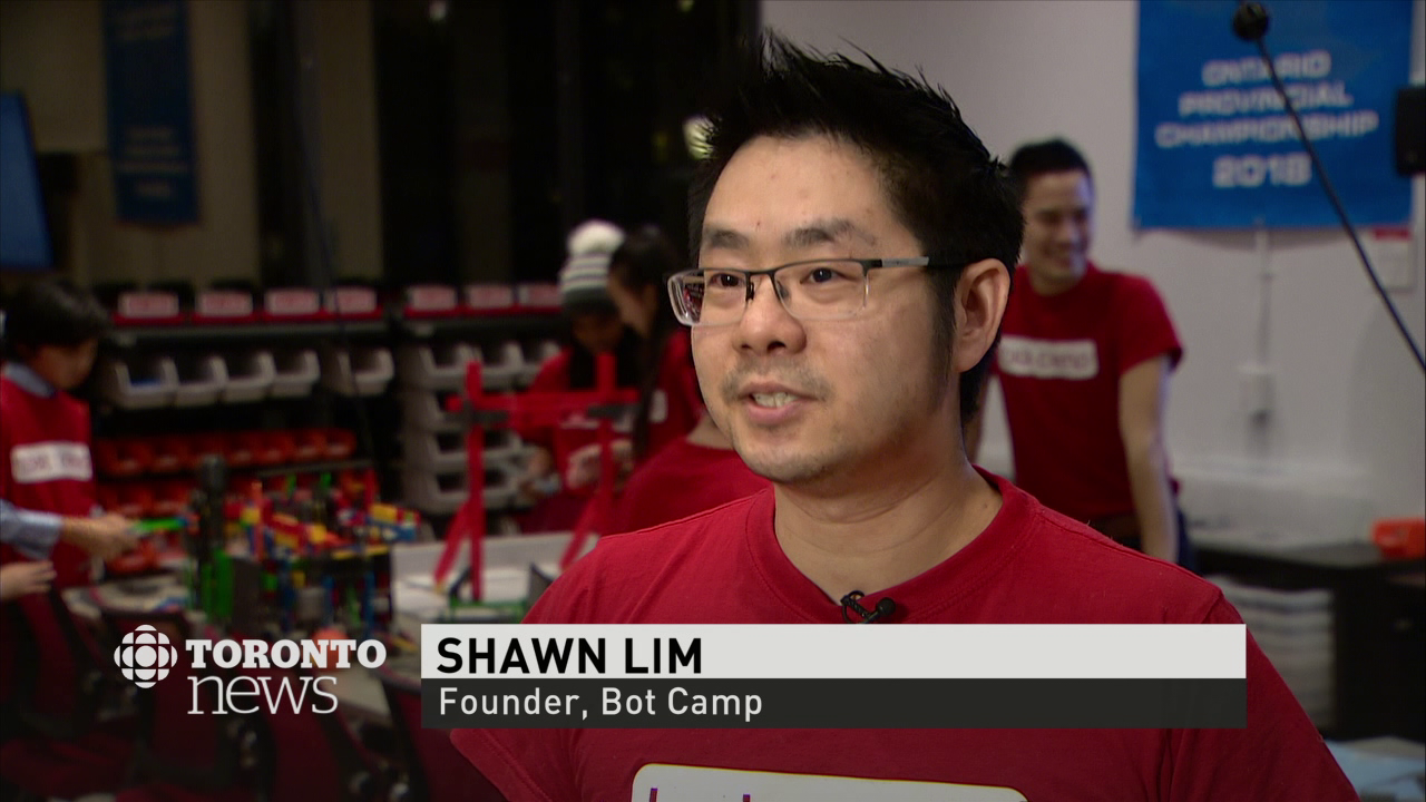 CBC News Feature - Bot Camp